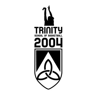 Trinity High School Basketball Camp 2004 t-shirt