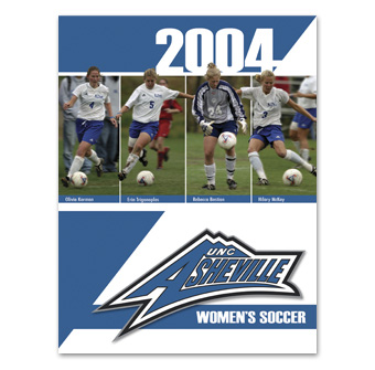 UNC Asheville Athletics Print